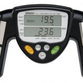 Omron HBF306C Handheld Body Fat Loss Monitor
