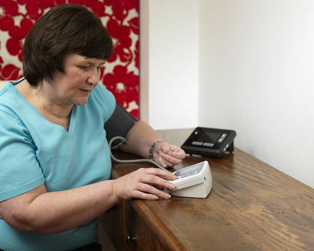 blood pressure, blood pressure monitor