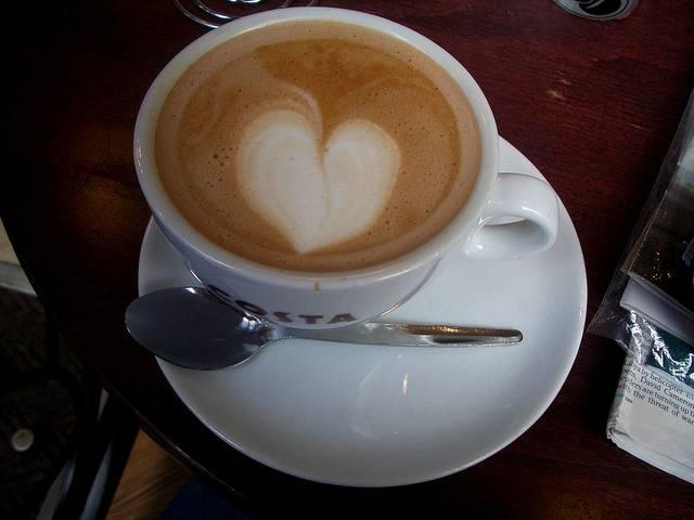 coffee, lower blood pressure
