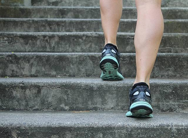 exercise, take the stairs