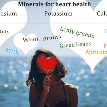 The 3 Top Minerals for a Healthy Heart