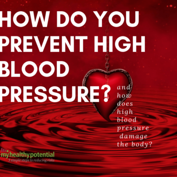 How Do You Prevent High Blood Pressure?