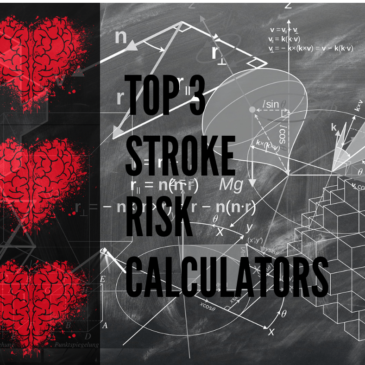 Top 3 Stroke Risk Assessment Tools